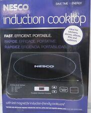 Brand New- Nesco PIC-14 Portable Induction Cooktop, 1500-watt