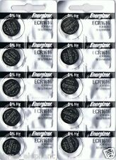 10 New ENERGIZER CR1616 Lithium 3v Coin Battery Australia Stock FAST SHIPPING