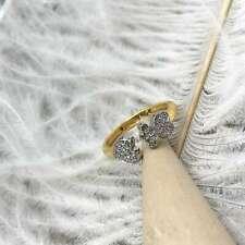 Authentic Brand New Tous Sweet Dolls Golden Diamond Ring