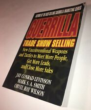 Guerrilla Trade Show Selling New Unconventional Weapons Tactics AUTOGRAPH SIGNED