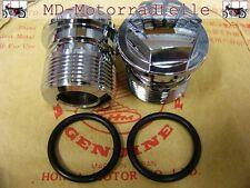 Honda CB 750 K0 K1 K2 Gabelstopfen Set incl. O-Ring Bolt Set, front fork