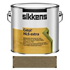 SIKKENS Cetol Holzschutz Extra Wetterschutz-Farbe UV-Schutz 013 silbergrau 2,5 L