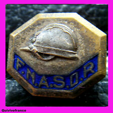 BG3976 - FNASOR FEDEDERATION NATIONALE DES ANCIENS SOUS-OFFICIERS DE RESERVE