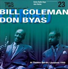 Swiss Radio Days, Vol. 23 by Don Byas/Bill Coleman (Trumpet) (CD, 2010, TCB...