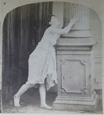 Stereoview - Vintage French Nude    ST2