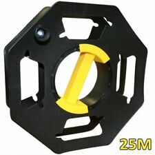 Camping, Caravan, Motorhome Cable Tidy Reel For 25m Mains Hook Up Lead Extension