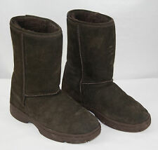 Lamo Brown Suede Leather Boots - Winter Boots – Size 6 EUC!!!