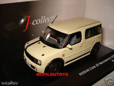 J-COLLECTION JC131  NISSAN CUBE SX NEOCLASSICAL 2006 au 1/43°