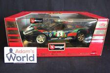 Bburago Ferrari 360 Modena Challenge 1:18 #5 Carlos Sainz (ESP) fantasy (PJBB)