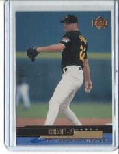 Jason Schmidt 2000 Upper Deck Baseball Card #205 (C)