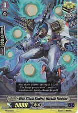 CARDFIGHT VANGUARD FOIL PROMO: BLUE STORM SOLDIER, MISSILE TROOPER - PR/0362EN