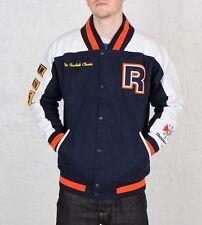 2011 Rbk Heritage lite varsity jacket classic good as pump zigzag hexalite swizz