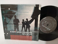 """EVERY MOVE A PICTURE SIGNS OF LIFE 7"""" vinyl single record - Play tested"""