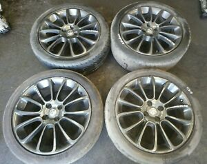 VAUXHALL ADAM 2012 - 2018  COMPLETE SET X4 ALLOYS WITH TYRES 215/45/17