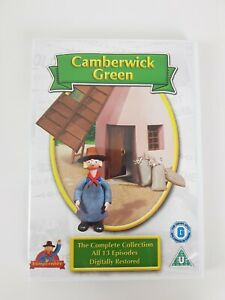 Camberwick Green The Complete Collection 13 Episodes Universal Clay Stop Motion