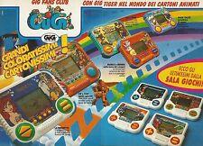 X9697 Con Gig Tiger nel mondo dei cartoni animati - Pubblicità 1991 - Advertis.