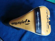 TaylorMade Rocketballz Rbz Stage 2 Driver Head Cover Headcover Very Nice (B)