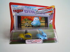 Disney pixar cars Flik + P.T. Flea mattel race o rama bug's life  1:55 maclama