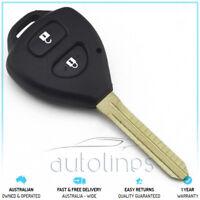 Suitable For TOYOTA HILUX - 2 Button Transponder Remote Key 433MHz Chip 28240