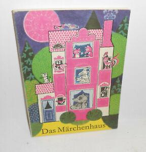 Das Märchenhaus Märchenbuch Kult Kinderbuchverlag Berlin 1973 Anne Geelhaar