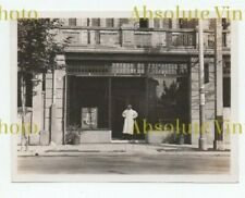 OLD CHINESE PHOTO PUBLIC HEALTH DEPARTMENT SURGERY SHANGHAI CHINA VINTAGE 1930S