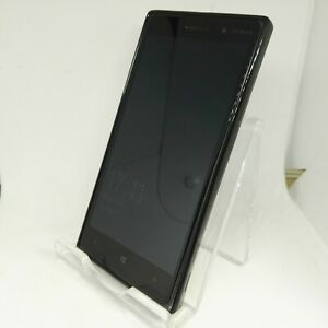 "Nokia Lumia 830 RM-984 Black 16 GB (Unlocked) 4G 10MP 5"" Windows Smartphone"