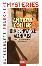 DER SCHWARZE ALCHIMIST - Andrew Collins - BUCH ( wie Aleister Crowley )