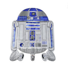 2x 49*62cm StarWar LifeSize r2d2 droid Children's Party Foil Airwalker BalloonNI