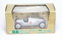 Brumm R38 Auto Union Tipo C 1936 In Its Original Box - Mint Model 1:43