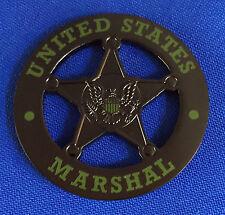 US Marshals Service Tactical Badge Deputy Marshal DUSM USMS LEO Challenge Coin