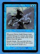 MTG: Scourge: Raven Guild Master: FOIL