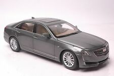 Cadillac CT6 car model in scale 1:18 gray