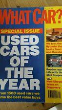 What Car magazine - September 1991