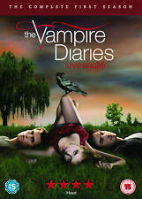 The Vampire Diaries - Season 1 [2010] (DVD)