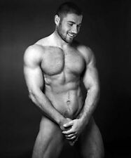 BEN COHEN UNSIGNED PHOTO - N2806 - NAKED!!!!