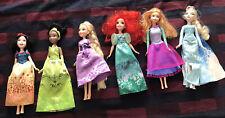 Disney Princess Dolls Very Good Condition