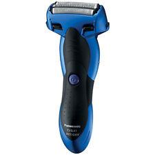 Panasonic ESSL41A Mens Shaver 3 Blade System Wet/Dry Rechargeable - Blue