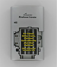 ProMaster - 2 hour or less Lithium ion camera Panasonic battery Charger