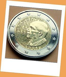 2 Euro Gedenkmünze Griechenland 2016 -Dimitris Mitropoulos- Lieferbar