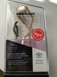 Tweezerman ProCurl Lash Curler Rose Gold
