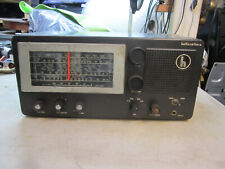 Serviced Hallicrafters 8R40 vintage tube Ham Radio Communications Receiver