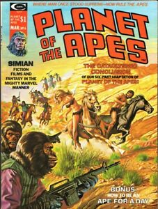 Planet of the Apes #6 F/VF 7.0 (Marvel 1975)