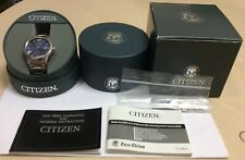 Citizen Eco-Drive Gents Watch Boxed J910-S097223