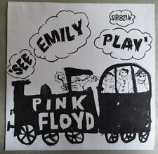 "PINK FLOYD SEE EMILY PLAY 7"" 45RPM REPRODUCTION PICTURE SLEEVE ONLY"