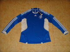 Schalke Soccer Jersey Football Adidas Player Issue Shirt Maglia Formotion Trikot