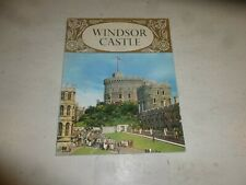 WINDSOR CASTLE - The Pictorial History - By B J W Hill