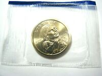2001-P Sacagawea Dollar <> US Mint Cello <> Brilliant Uncirculated