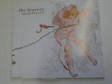 The Bravery Unconditional CD Single incls Benny Benassi mix