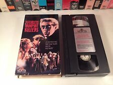 The Fearless Vampire Killers Horror Comedy VHS 1967 Sharon Tate Roman Polanski