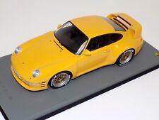 1/18 GT Spirit Porsche 911 ' 993 ' RUF CTR 2 Sport in Yellow GT141 Customized